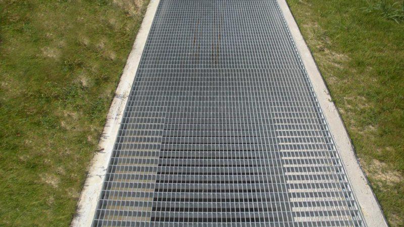 Grigliati Tecnici Grilsystem grigliato verticale