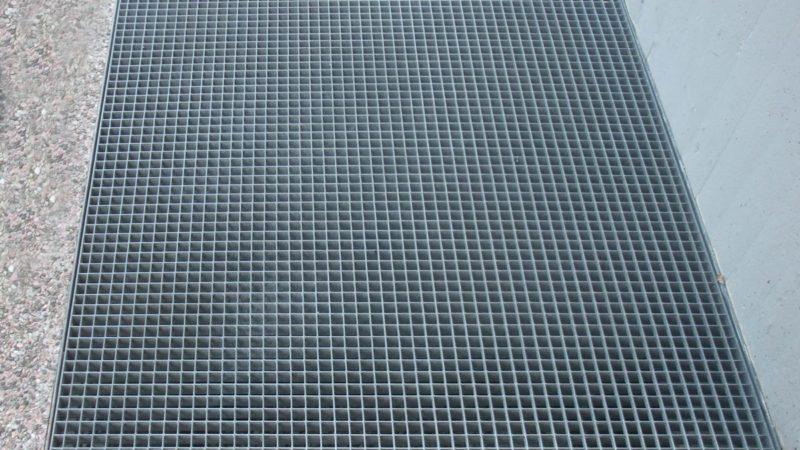 Grigliati Tecnici Grilsystem grigliato orizzontale eletrrosaldato