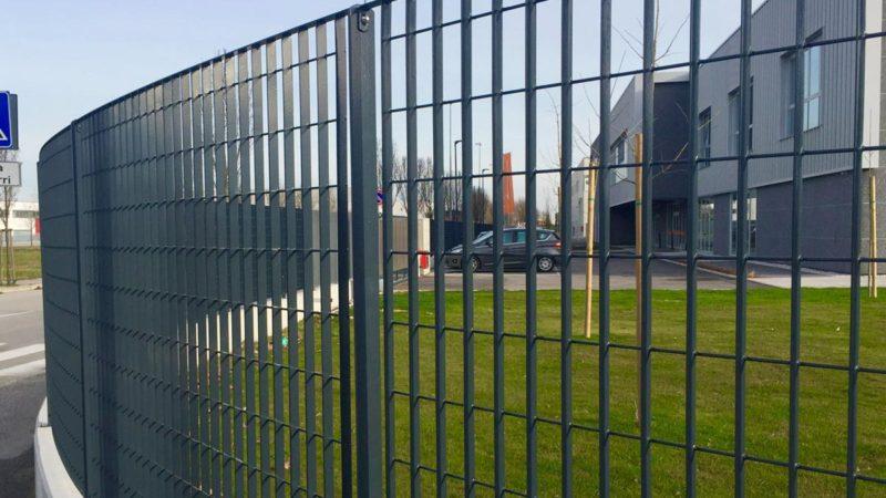 Grigliati Tecnici Grilsystem recinzione ad uso civile