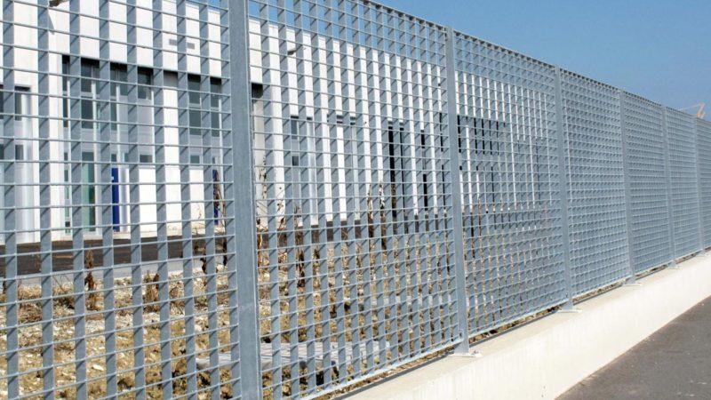 Grigliati Tecnici Grilsystem recinzione elettrosaldata