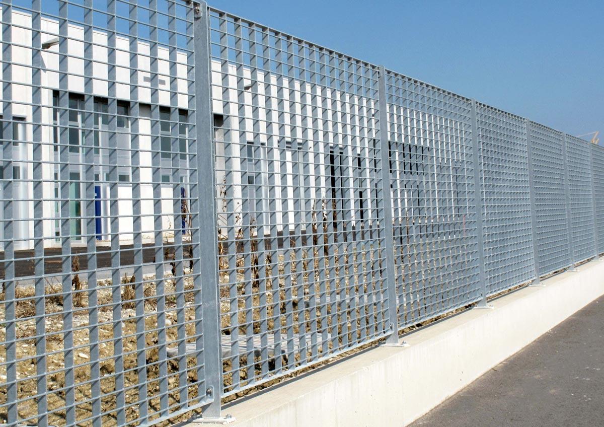 Grilsystem recinzioni for Immagini recinzioni