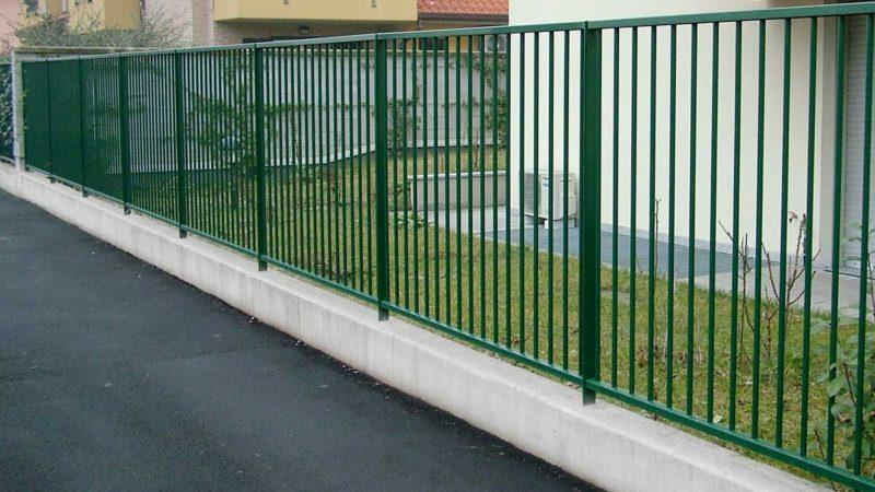 Grigliati Tecnici Grilsystem recinzione speciale