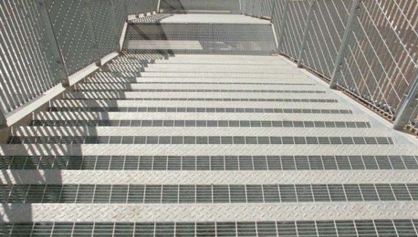 Grigliati Tecnici Grilsystem scale
